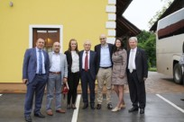 Delegation of the Slovenian Honorary Consuls in Turkey